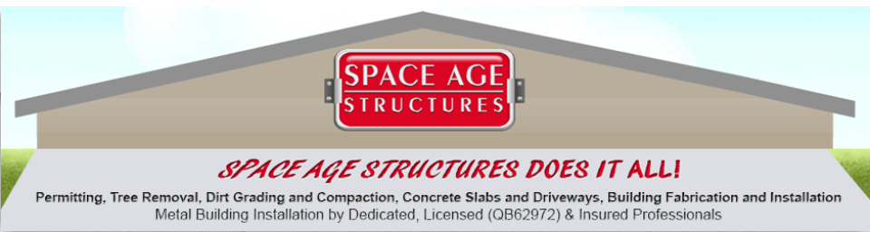 Space Age Structures